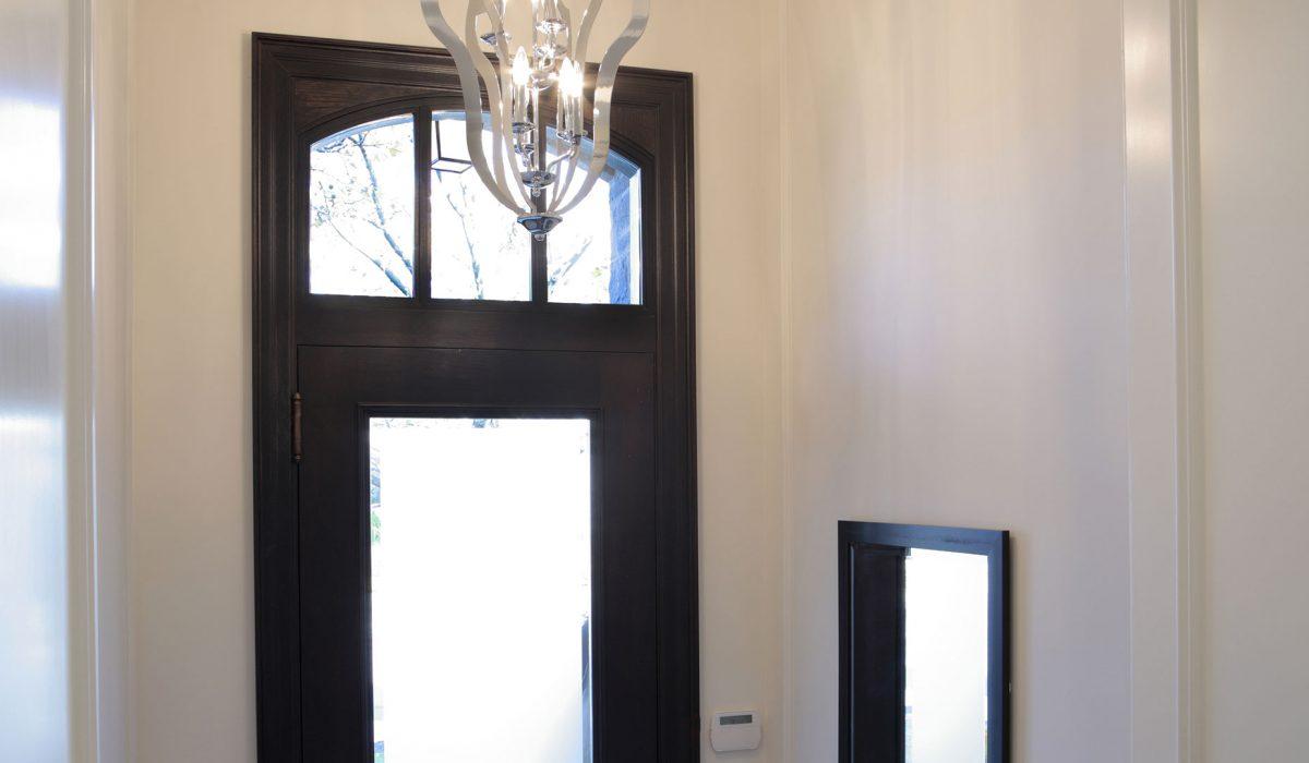 porte d entr e pvc bois vitr e et porte int rieure. Black Bedroom Furniture Sets. Home Design Ideas